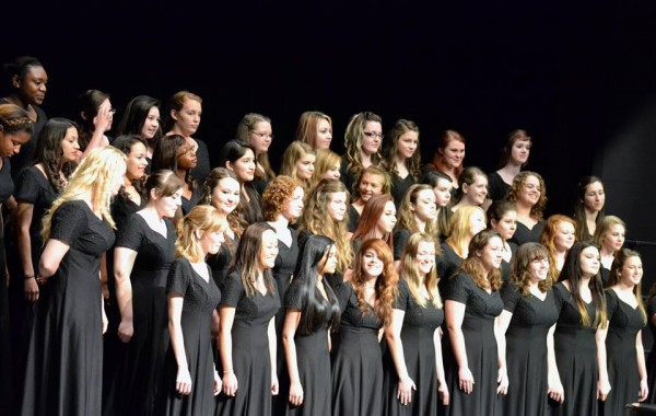CHS Vocal Department: The Melody Within